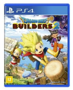 Dragon Quest Builders 2 - |Pré - Venda| - Ps4