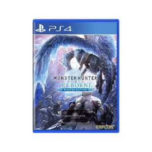 Monster Hunter World: Iceborne (Master Edition) - PS4