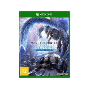 Monster Hunter World: Iceborne (Master Edition) - Xbox One