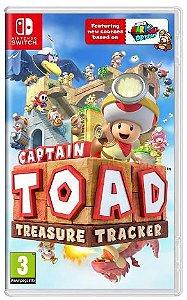 Captain Toad Treasure Tracker - Nintendo Switch