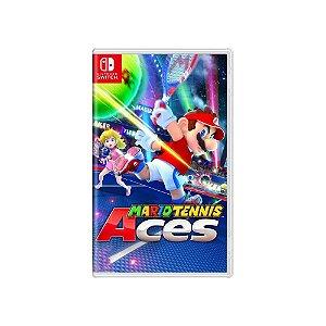 Mario Tennis Aces - Usado - Switch