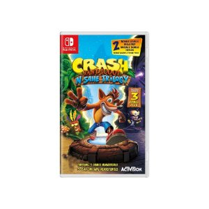 Crash Bandicoot N. Sane Trilogy - Usado - Switch