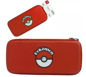 Case Pokeball - Nintendo Switch