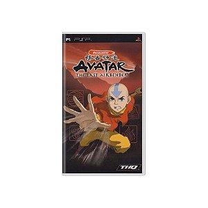 Avatar: The Last Airbender - Usado - PSP