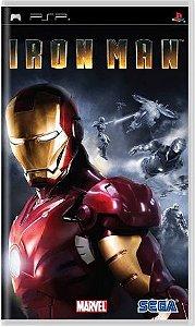 Iron Man - |Usado| - PSP