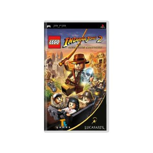 LEGO Indiana Jones 2: The Adventure Continues - Usado - PSP