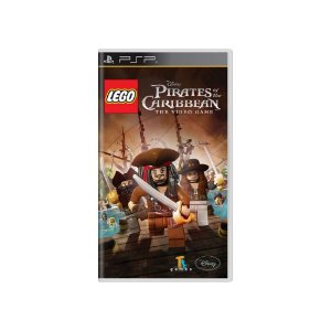 LEGO Pirates of The Caribbean: The Video Game - Usado - PSP