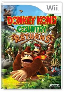 Donkey Kong Country Returns - |Usado|- Wii