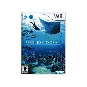 Endless Ocean: Blue World - Usado - Wii