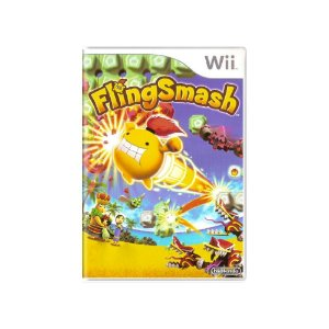 Fling Smash - Usado - Wii