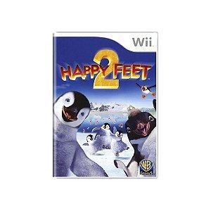 Jogo Happy Feet 2 - |Usado| - Wii
