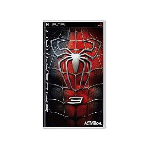 Spider-Man 3 - Usado - PSP