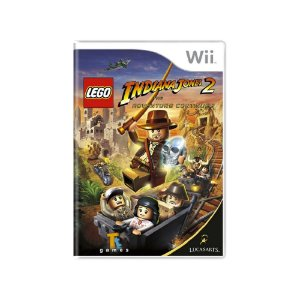 LEGO Indiana Jones 2: The Adventures Continues - Usado - Wii