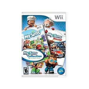 MySims Collection - Usado - Wii
