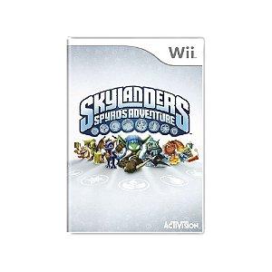 Skylanders Spyro's Adventure - Usado - Wii