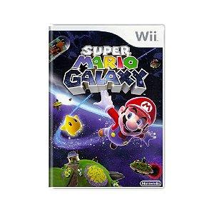Super Mario Galaxy - Usado - Wii