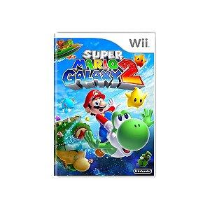 Super Mario Galaxy 2 - Usado - Wii