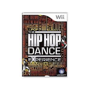 The Hip Hop Dance Experience - Usado - Wii