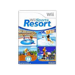 Wii Sports Resort - Usado - Wii