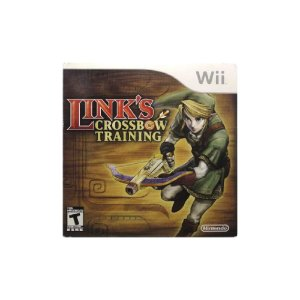 Links Crossbow Training - Usado - Nintendo Wii