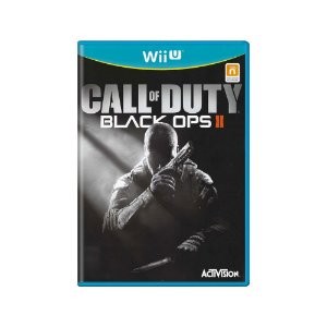 Call of Duty: Black Ops II - Usado - Wii U