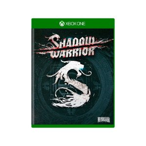 Shadow Warrior - Usado - Xbox One