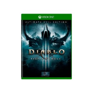 Jogo Diablo III: Reaper of Souls - |Usado| - Xbox One