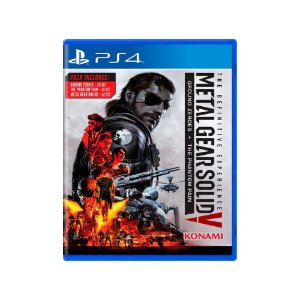 Metal Gear Solid V : The Definitive Experience - Usado - PS4