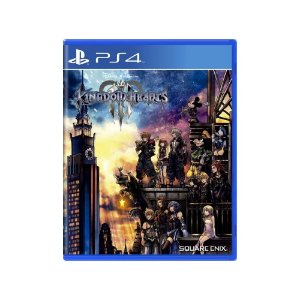 Kingdom Hearts III - Usado - PS4
