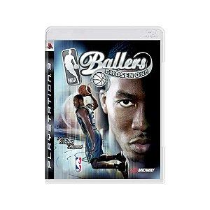 NBA Ballers: Chosen One - Usado- PS3