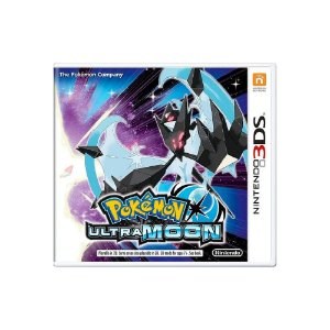 Pokémon: Ultra Moon Version - Usado - 3DS