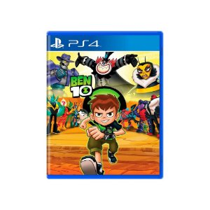 Ben 10 - PS4