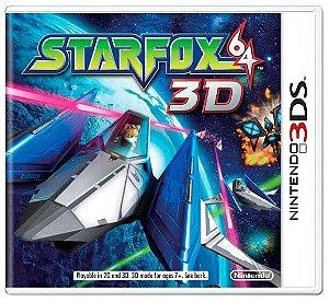 Star Fox 64 3D - |Usado| - 3DS