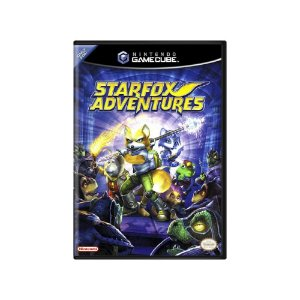 Star Fox Adventures - Usado -  Gamecube