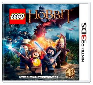 LEGO The Hobbit - |Usado| - 3DS