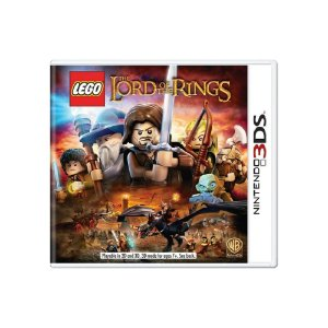 LEGO The Lord of the Rings - Usado - 3DS