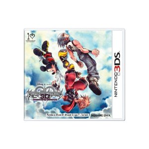 Kingdom Hearts 3D: Dream Drop Distance - Usado - 3DS