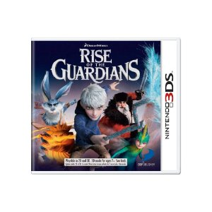 Rise Of The Guardians - Usado - 3DS