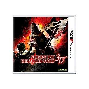 Resident Evil: The Mercenaries 3D - Usado - 3DS
