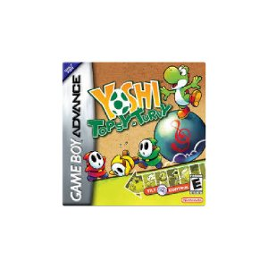 Yoshi Topsy-Turvy - Usado - Game Boy Advanced