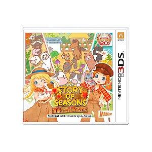 Story of Seasons: Trio of Towns - Usado - 3DS