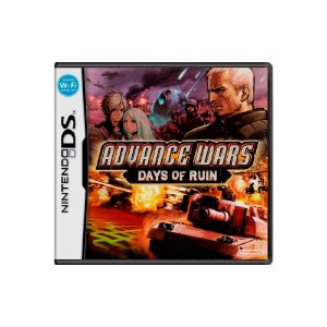 Advance Wars: Days Of Ruin - Usado -  DS