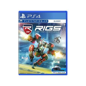 RIGS: Mechanized Combat League - Usado- Ps4