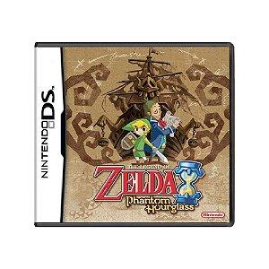 Jogo The Legend of Zelda: Phantom Hourglass - |Usado| - DS