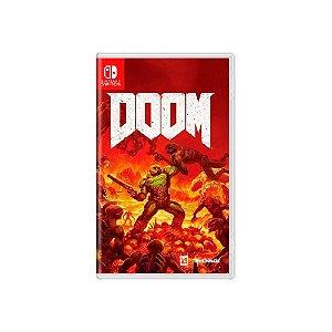 Doom - Usado - Switch