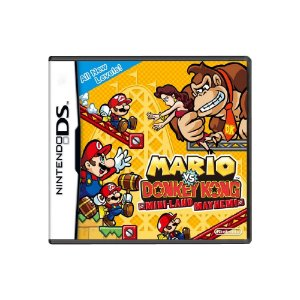 Mario Vs Donkey Kong: Mini-land MayHem! - Usado - DS