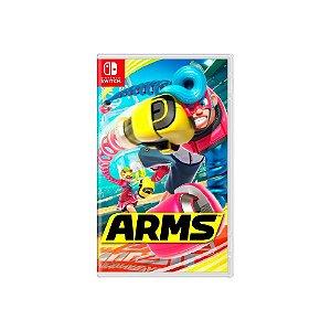Jogo Arms - |Usado| - Switch