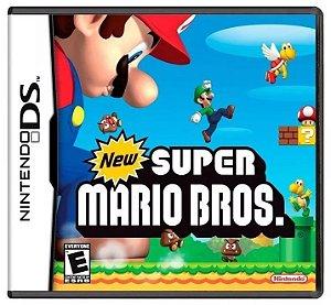 New Super Mario Bros. - |Usado| - DS