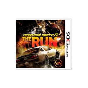 Need For Speed: The Run - Usado - 3DS