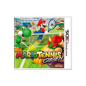 Jogo Mario Tennis Open - |Usado| - 3DS
